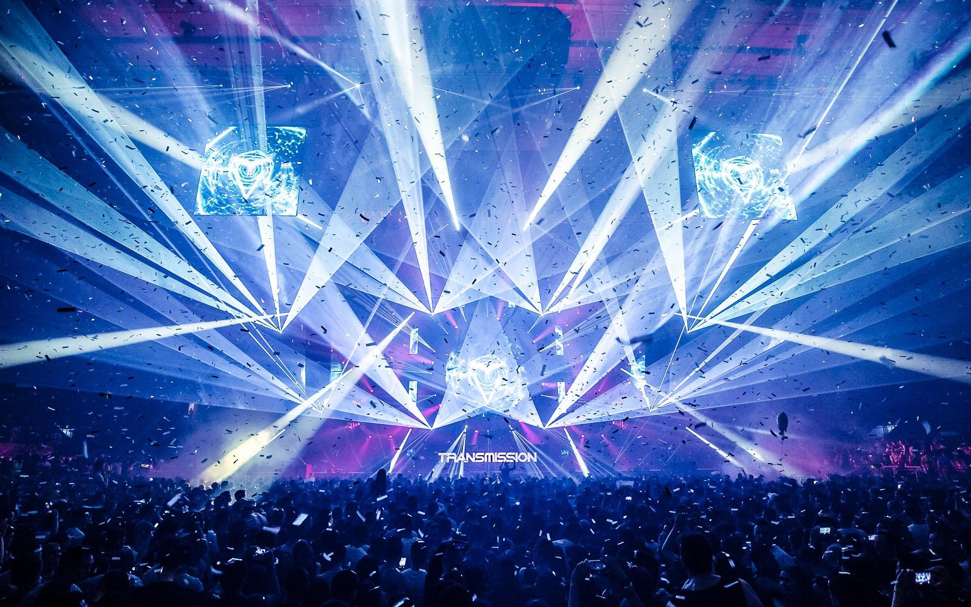 Transmission 2016 Melbourne lasers