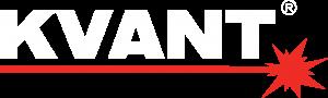KVANT Laser logo
